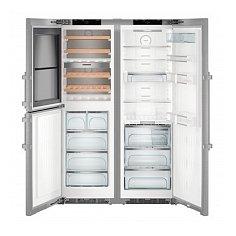 SBSES848621 LIEBHERR Side By Side koelkast