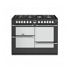STS1100DFDLXBLK STOVES Fornuis 110 cm