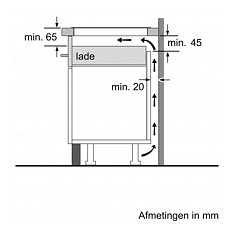 T59TF6RN0 NEFF Inductie kookplaat