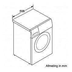 WAB28160NL BOSCH Wasmachine vrijstaand