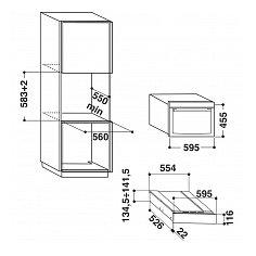 WD11F140 BAUKNECHT Serviesverwarmer