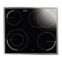 ZEV6046XBA ZANUSSI Keramische kookplaat tbv oven