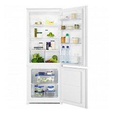 ZNLN14FS ZANUSSI Inbouw koelkast rond 140 cm