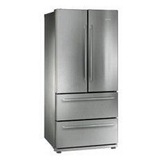 FQ55FX SMEG Side By Side koelkast