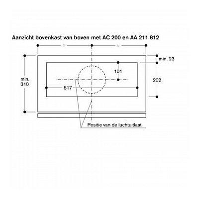 Maatschets AC200161