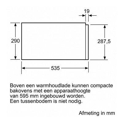 Maatschets BI630DNS1