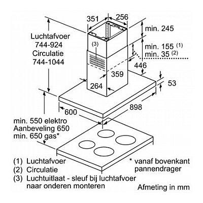 Maatschets DIB97IM50