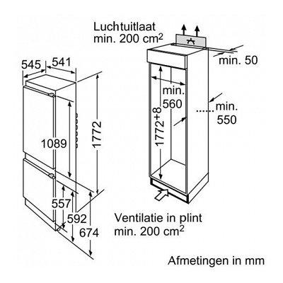 Maatschets KIV38X20
