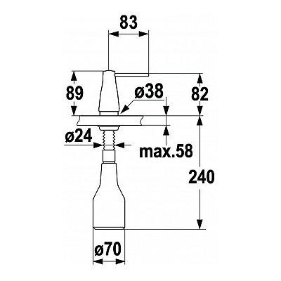 Maatschets KR536063C