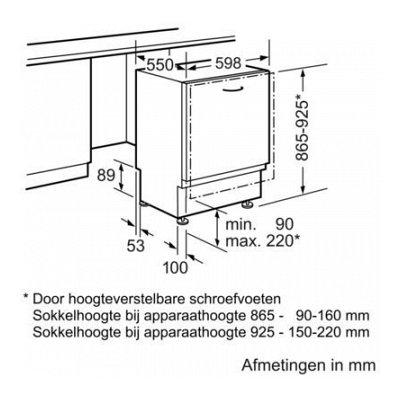 Maatschets SX836X00AE