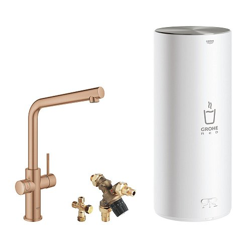 30324DL1 GROHE Kokend water kraan