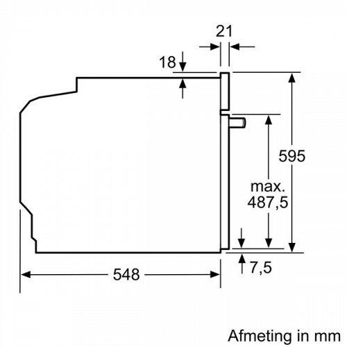 B47CR22N0 NEFF Solo oven