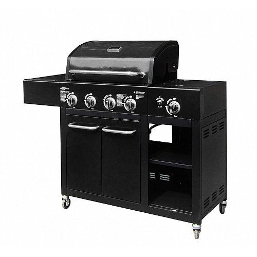 BBQ402BL BAUMATIC Barbecue