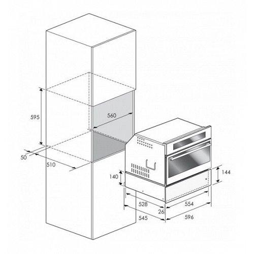 BPW15ZWGL BORETTI Serviesverwarmer