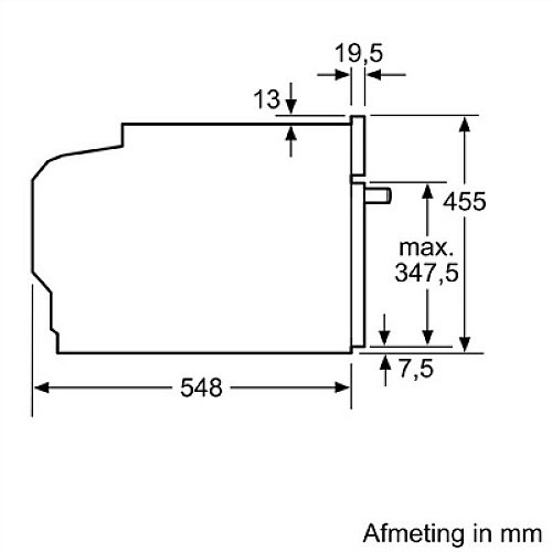 CMG8760S1 BOSCH Combi magnetron