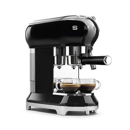 ECF01BLEU SMEG Koffiezetter vrijstaand