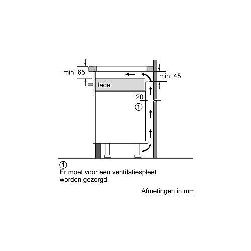 EH651TE11E SIEMENS Inductie kookplaat