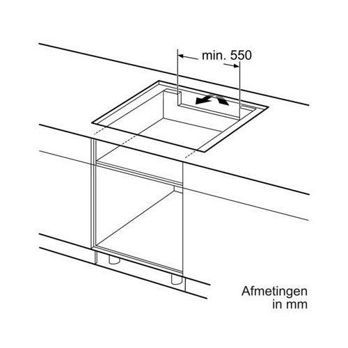 EH877FVC5E SIEMENS Inductie kookplaat