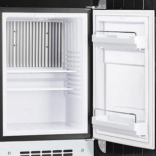 FAB5RPG SMEG Vrijstaande koelkast
