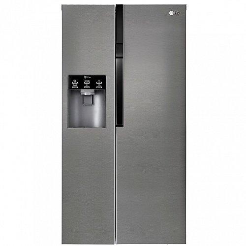 GSL360ICEV LG Side By Side koelkast