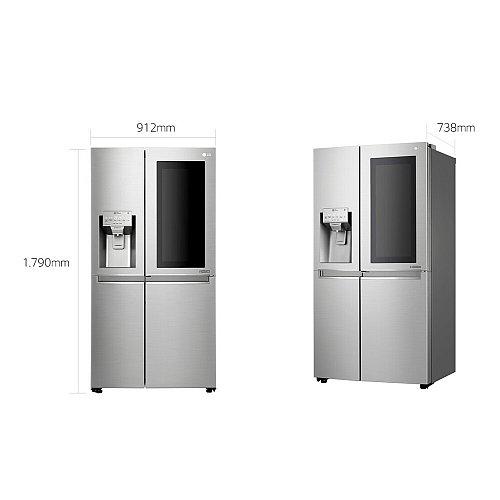 GSX960NSVZ LG Door-in-door koelkast