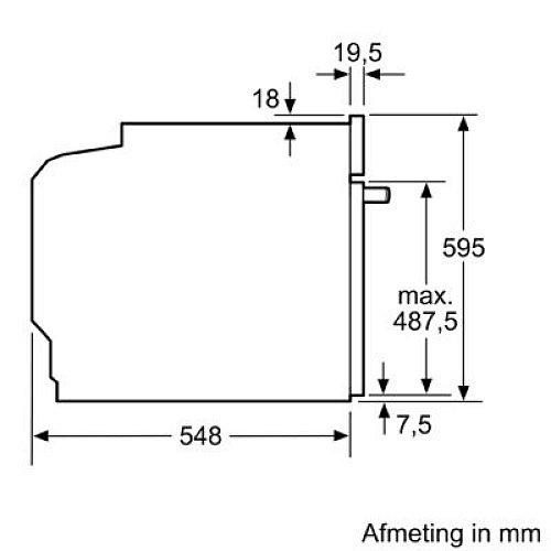 HMG836NS1 BOSCH Combimagnetron