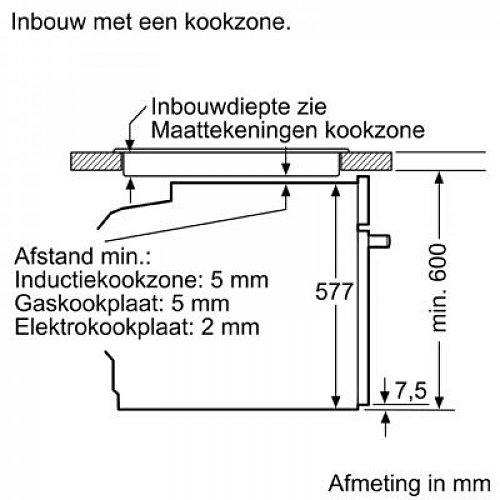 HNG8764C6 BOSCH Combi magnetron