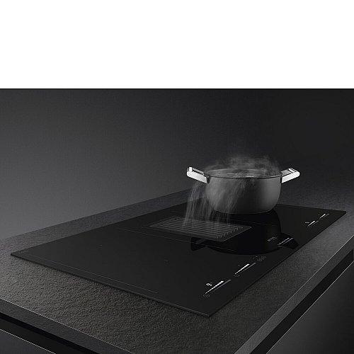 HOBD682D SMEG Kookplaat met afzuiging