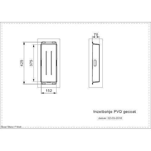 R30554 REGINOX Accessoire