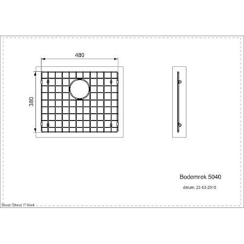 R30660 REGINOX Spoelbak