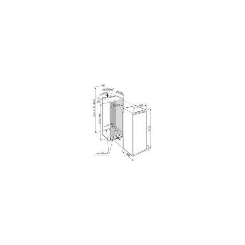 SIGN355620 LIEBHERR Inbouw vriezer