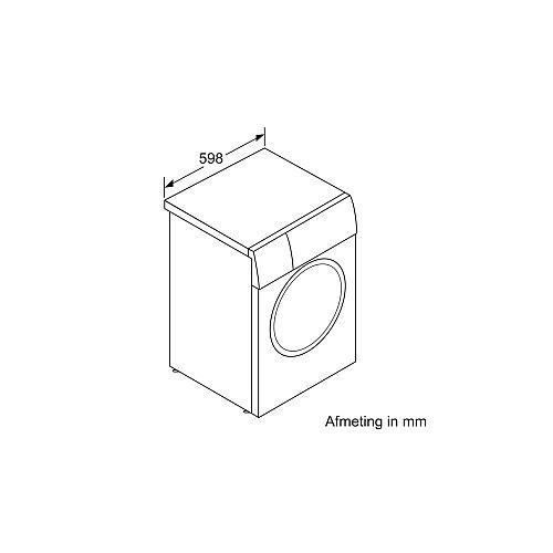 WM14UT70NL SIEMENS Wasmachines
