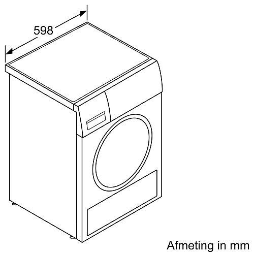 WTR88T00NL BOSCH Wasdroger