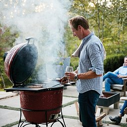 Wat is een kamado barbecue?