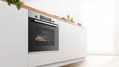 Bosch accent line ovens
