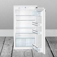 Zanussi Inbouw koelkasten rond 102 cm