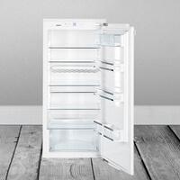 Zanussi Inbouw koelkasten rond 122 cm