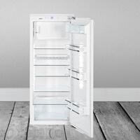 Zanussi Inbouw koelkasten rond 140 cm