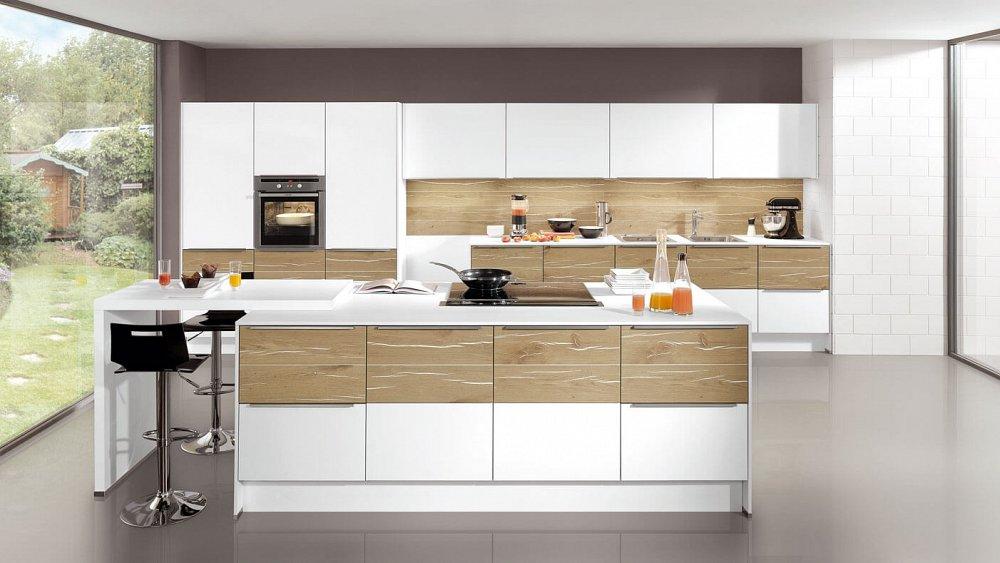 Grote Keuken Met Kookeiland : Home Keukens Keukens op maat Keuken 16