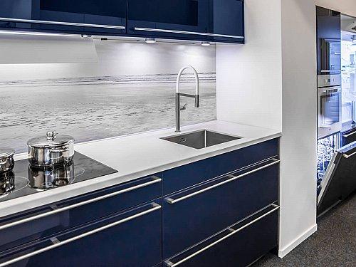 Blauw Keuken Ikea : Keukens goedkoop bij keukenloods