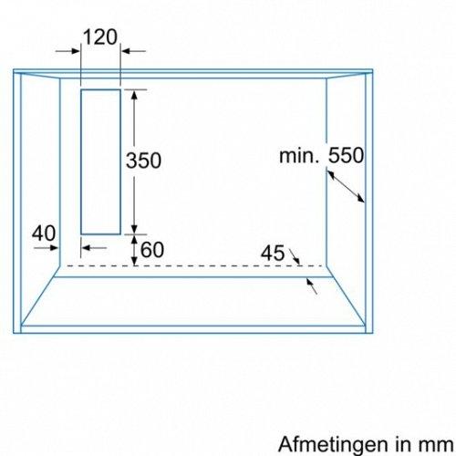 HB84H501 SIEMENS Combi magnetron