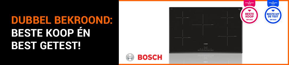 Bosch kookplaat: Beste Koop en Best Getest!