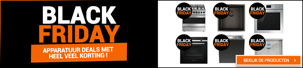 Black Friday apparatuur deals