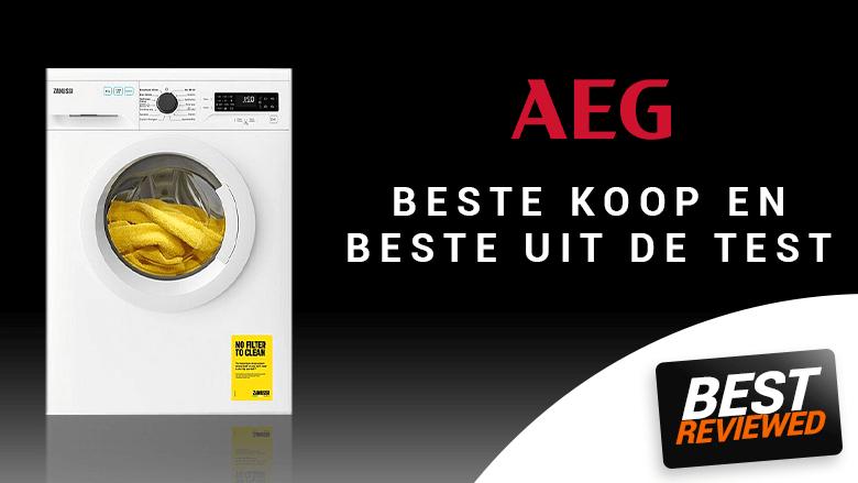 Deze wasmachines komen Goed uit de Test!