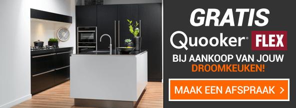 Gratis Quooker Flex bij aankoop van jouw droomkeuken!