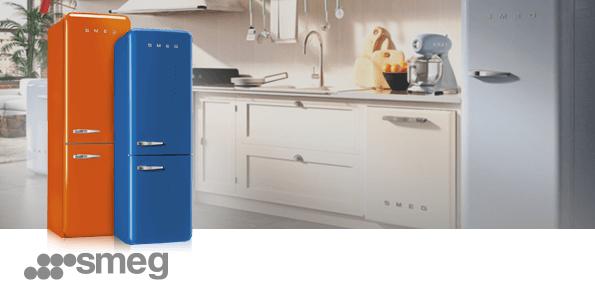 Retro Smeg Koelkast : Smeg vrijstaande koelkasten goedkoop bij keukenloods