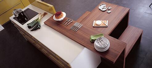 Design keuken+
