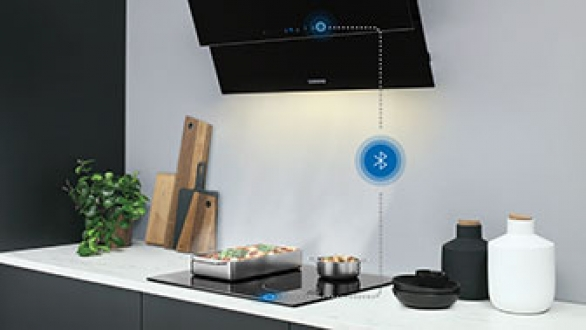 Samsung - Connected Hood