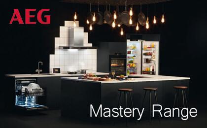 AEG Mastery Range