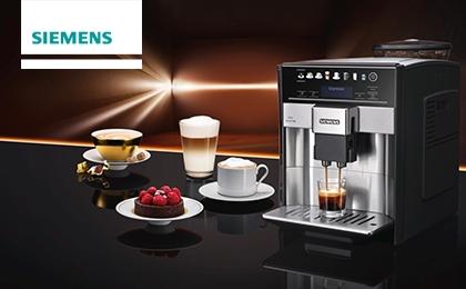 Siemens espresso volautomaten
